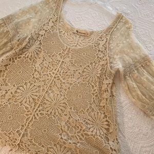 Tops - Crochet Top
